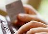keyboard and bank card