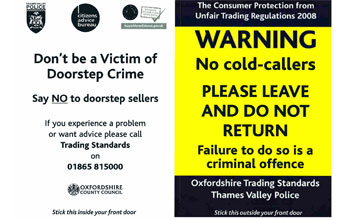 cold calling flyer - please see below to download