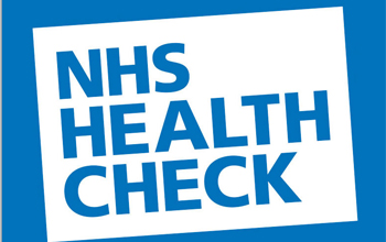 NHS Health Check text