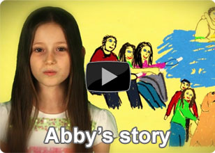 Abby's Story: watch on YouTube
