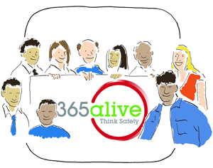 people with 365 alive logo