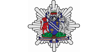 Oxfordshire Fire and Rescue Service crest