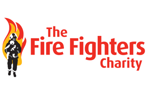 The Firefighters Charity logo