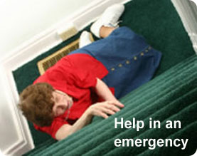 Help in an emergency - link to Carers Oxfordshire website