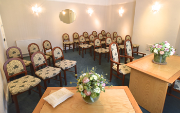 Abingdon ceremony room image
