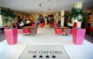 The Oxford Hotel lobby