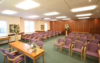 Witney ceremony room image