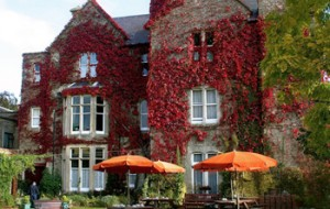 The front of Littlebury hotel