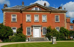 Front of Britwell House