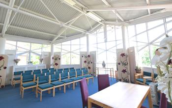 Didcot ceremony room