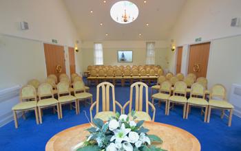 Henley ceremony room