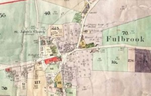 map of Fullbrook