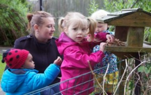 Types of childcare jobs