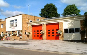 Banbury fire station