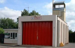 Hook Norton fire station