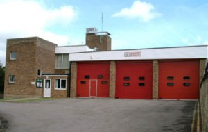 Chipping Norton fire station