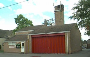 Woodstock fire station