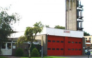 Witney fire station