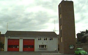 Farringdon fire station