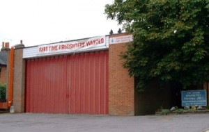 Henley fire station