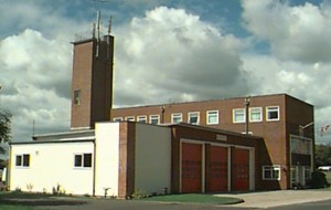 Slade Park fire station