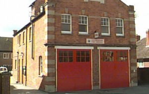Wallingford fire station