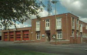 Didcot fire station