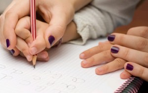 Helping children to write