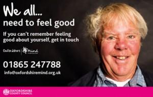 smiling man poster