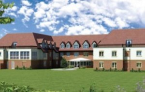 Extra Care housing at Thame