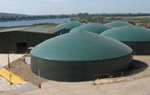 Waste treatment plant