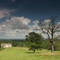 View of Badbury House