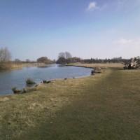 Thames flooplain