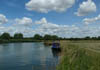 River Thames near Eynsham